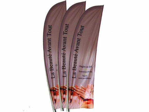 A-impression.com Drapeaux publicitaires