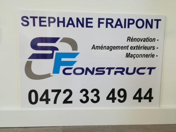 A-impression.com Panneaux de chantier