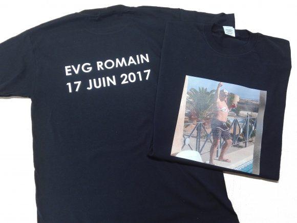 A-impression.com T-shirts EVG personnalisés